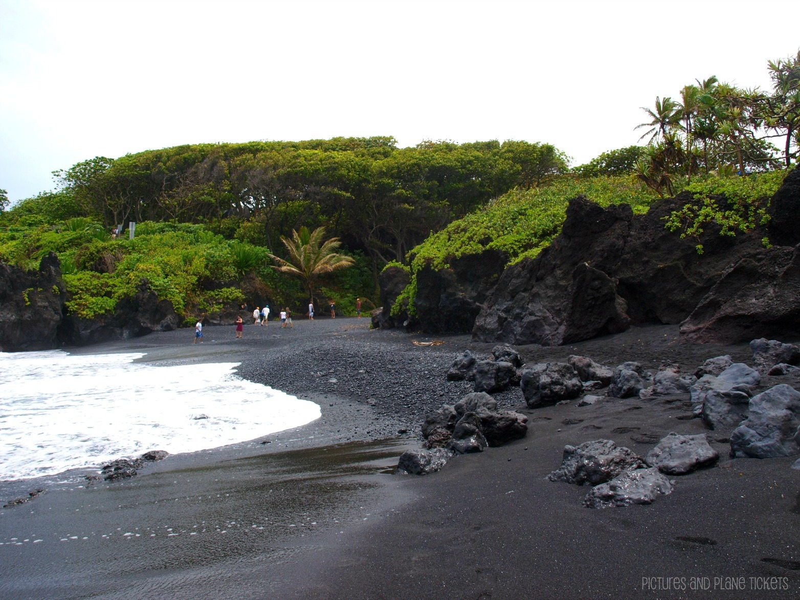 Maui Wai Anapanapa State Park Pictures Amp Plane Tickets