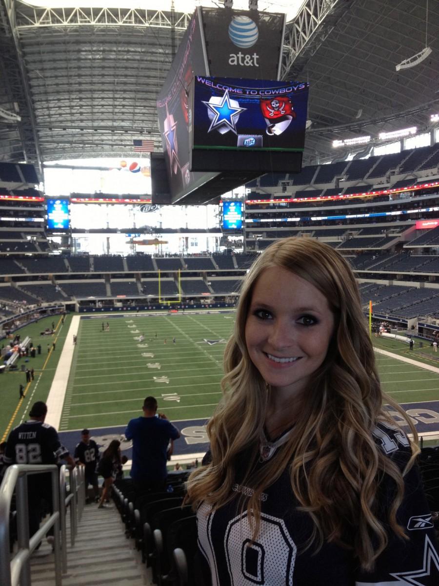 Dallas Cowboys Game