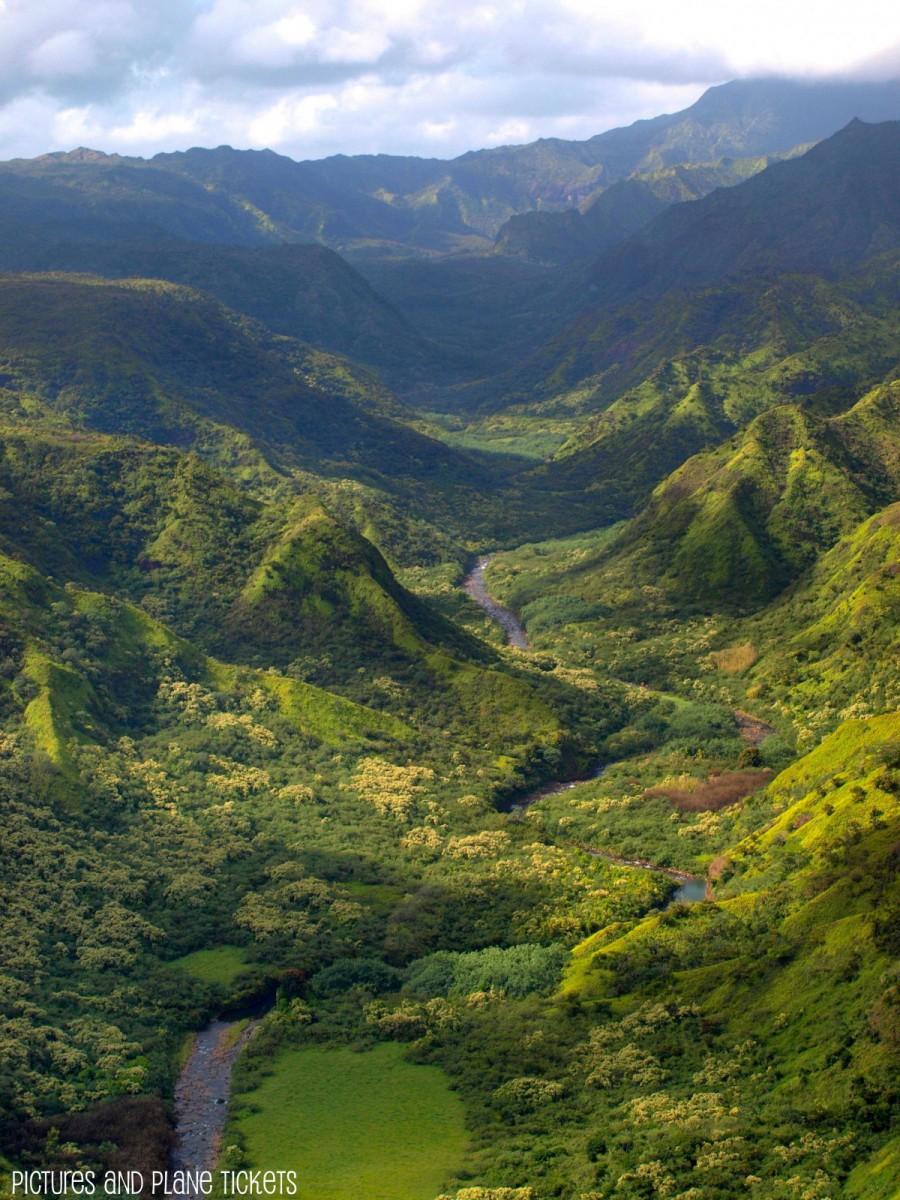 Best Helicopter Tour Kauai Princeville