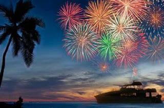 Maui Fireworks