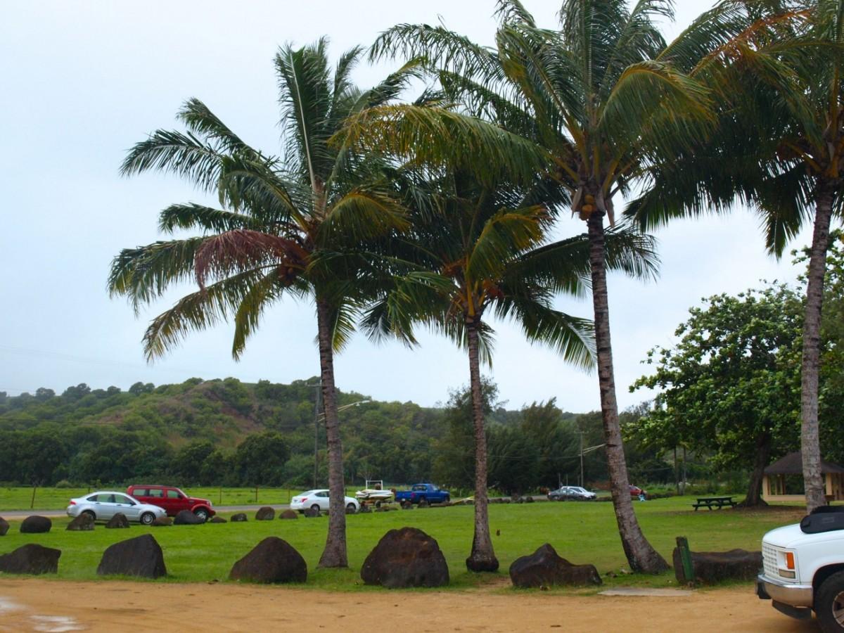 'Anini Beach Park