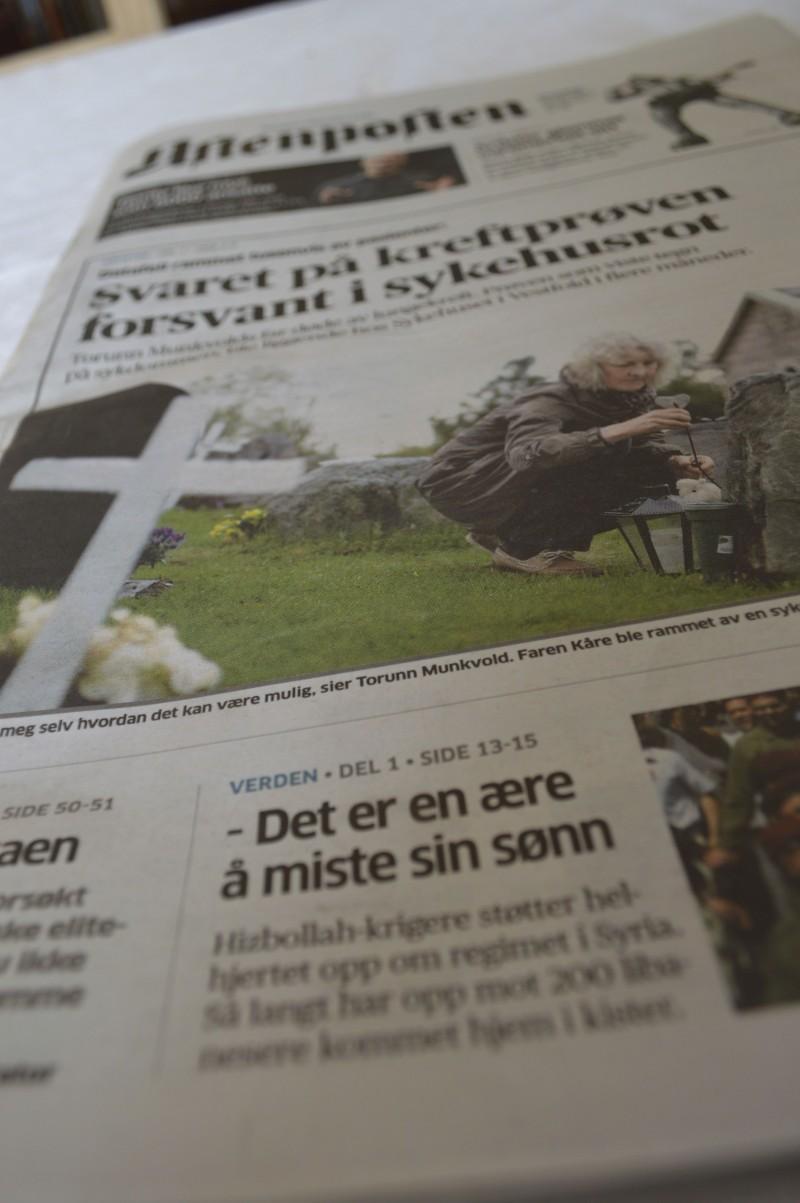 Norway Newspaper