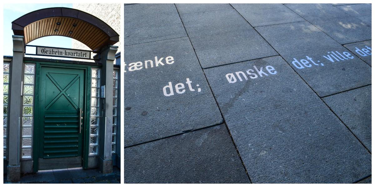 Norwegian Collage