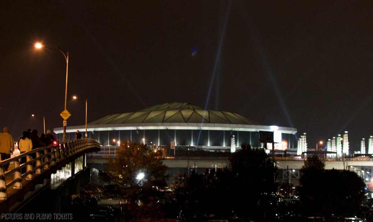 The Georgia Dome