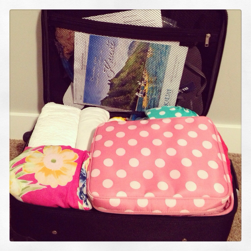 Packing for Hawaii