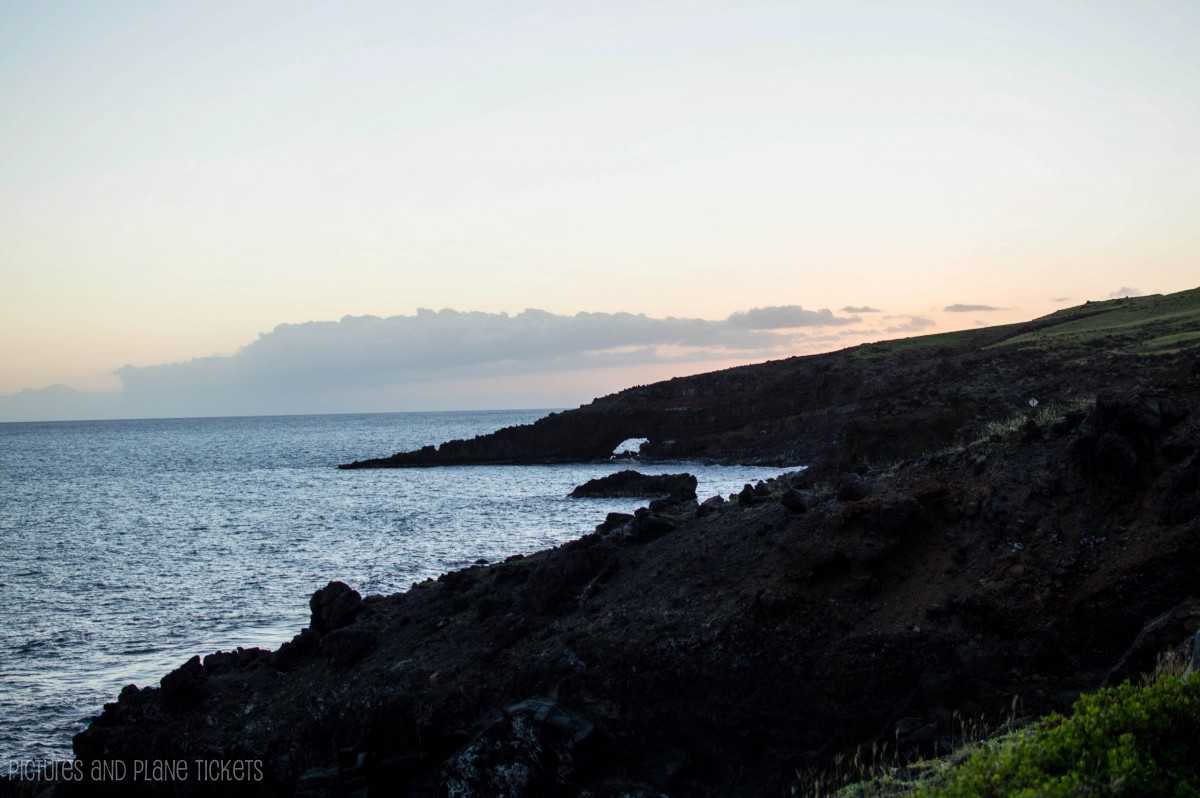 Backside-Sea Arch