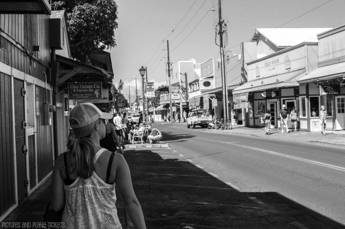 Lahaina-Front Street