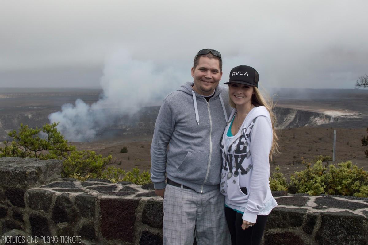 Kilauea Crater-1