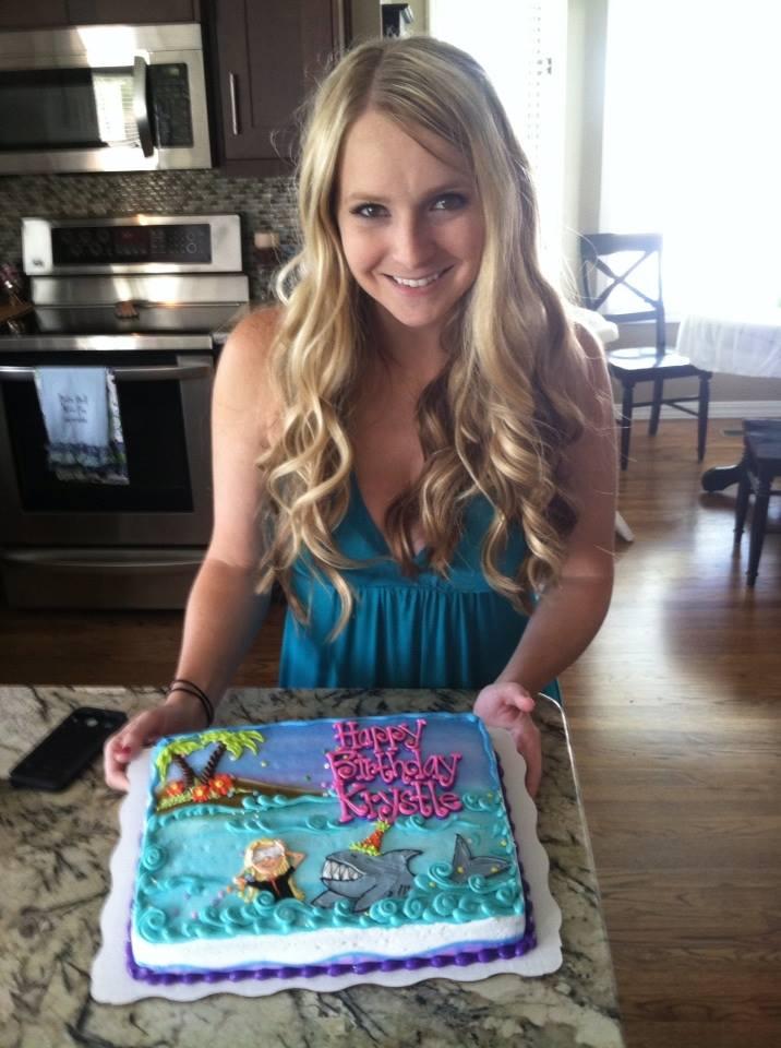 Krystle Cake