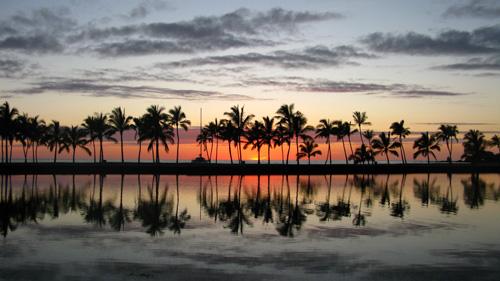 A'Bay Sunset