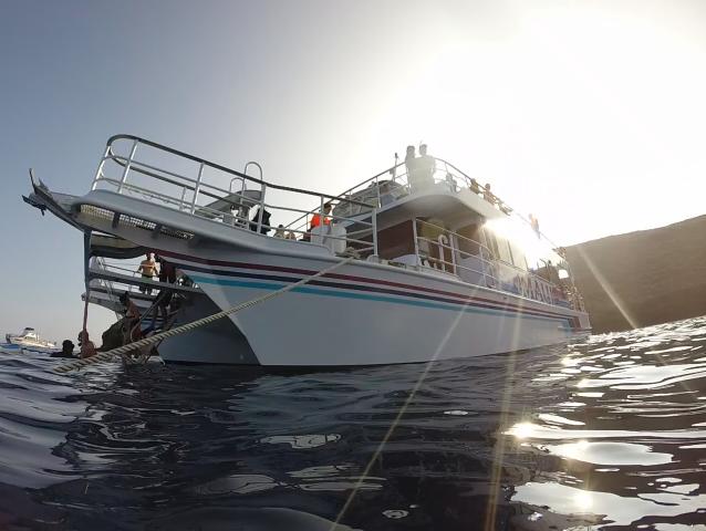 Pride of Maui Molokini Snorkel