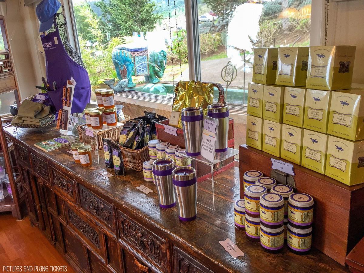Ali'i Kula Lavender Shop