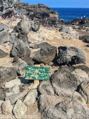Sweetheart Rock Maui