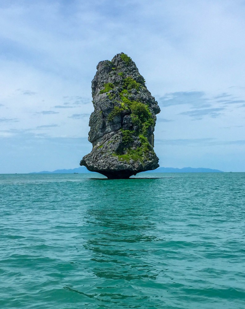 "The ""other"" James Bond Island"