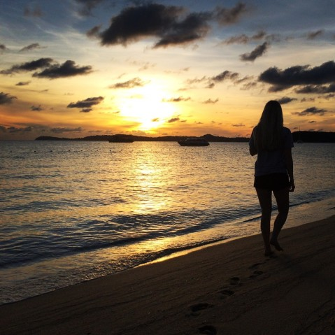 Koh Samui sunrise