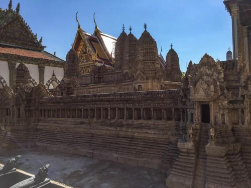 Angkor Wat Replica